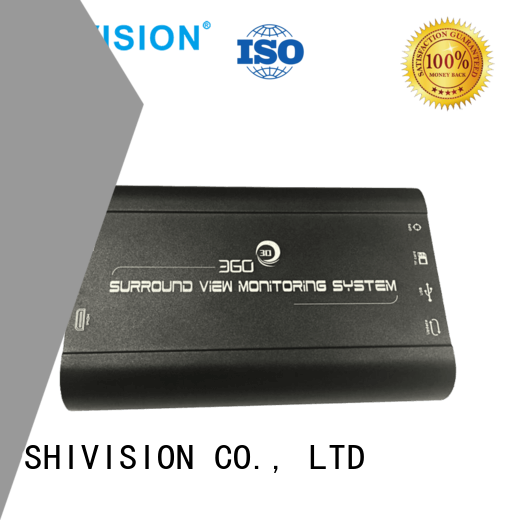 professional vehicle camera system 360 system Shivision company