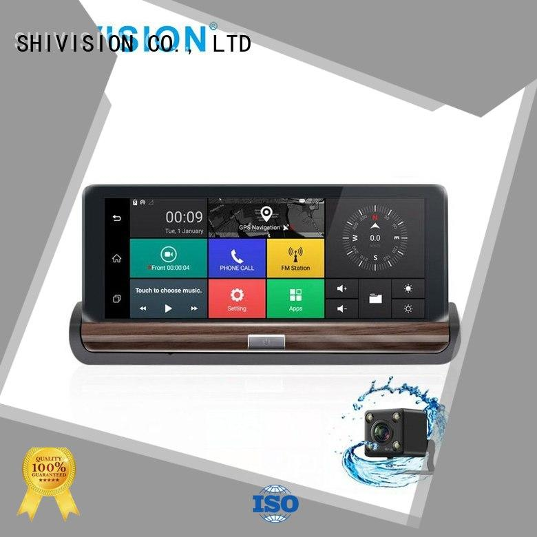 Shivision Brand waterproof mirror roof rear view monitor system