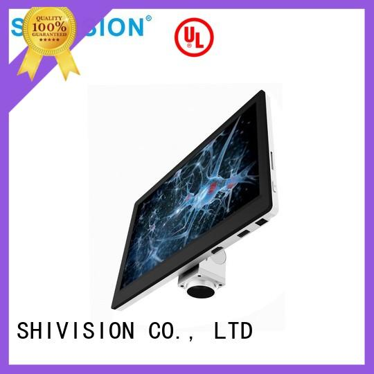 Shivision shivisionc10712musb industrial smart camera factory price for fire truck