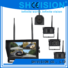 24Ghz wireless quadview hd system digital Shivision Brand company