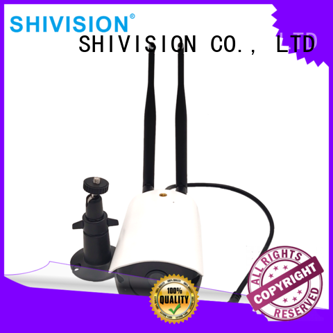 Quality Shivision Brand Surveillance System wireless ip home security cameras