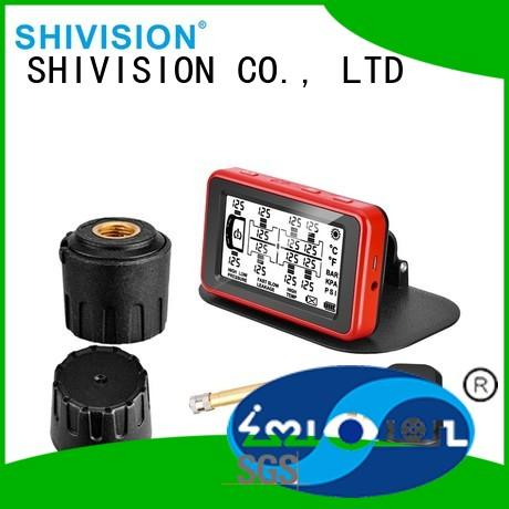 heavy duties The Newest Upgraded Shivision Brand vehicle tire sensor system
