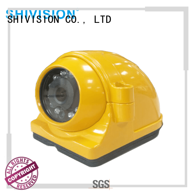 Shivision gradely motorhome backup camera China manufacturer for tractor