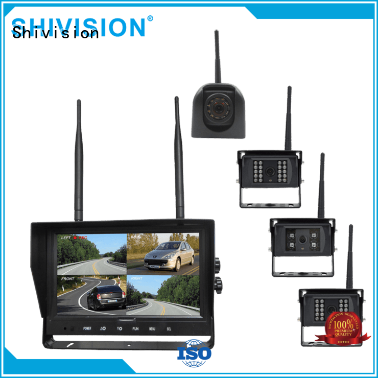 24ghz wireless security monitor from China for car Shivision