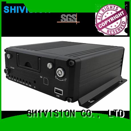 Quality Shivision Brand vehicle camera dvr nvr 8ch
