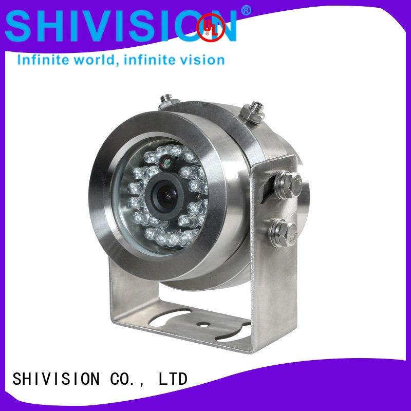 Shivision efficient explosion proof camera price widely use for fire truck