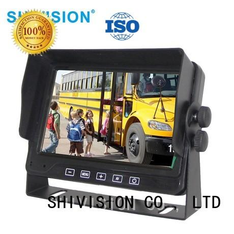 Shivision first-rate rear camera monitor order now for trunk