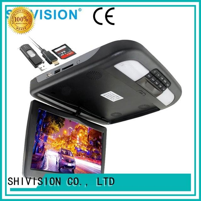 wholesale rear view mirror monitor with backup camera waterproof with cheap price for tractor