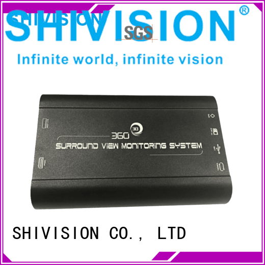 Shivision Brand monitoring system vehicle camera system 360 all around factory