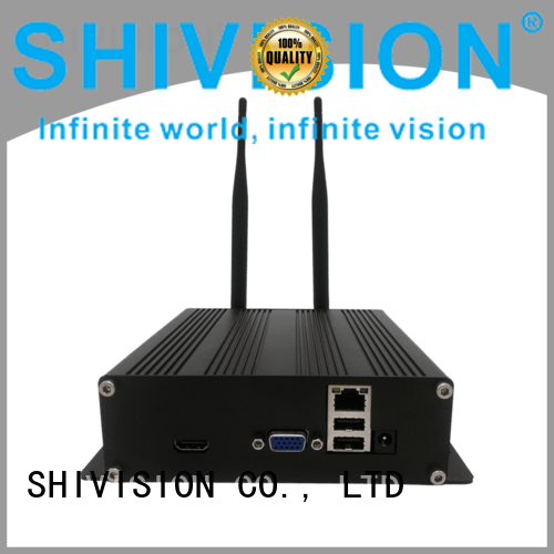Shivision wireless best security nvr with good price for trunk