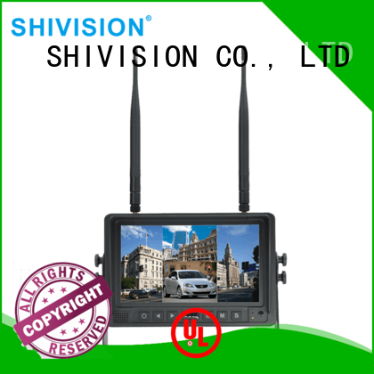 Shivision Brand The Newest Upgraded digital camera and monitor system monitor