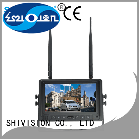 Shivision new arrival security camera and monitor free quote for car