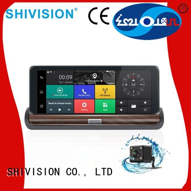 new arrival vehicle backup monitor shivisionm07807 China manufacturer for trunk