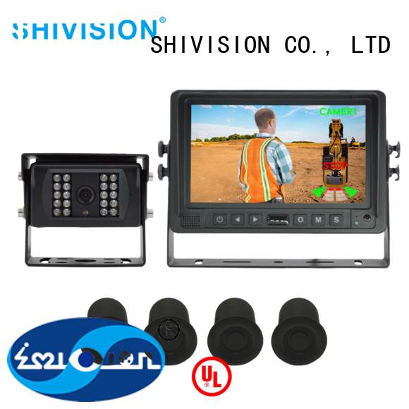 Shivision spot driver assistance system directly sale for bus