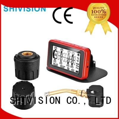 Shivision new arrival tire valve sensor with cheap price for fire truck