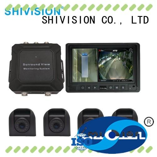 Shivision system 360 degree view vehicle camera system inquire now for tractor