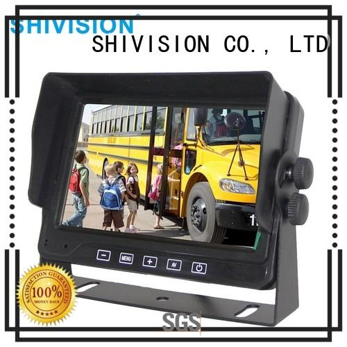 Wholesale monitors vehicle reverse camera monitor Shivision Brand