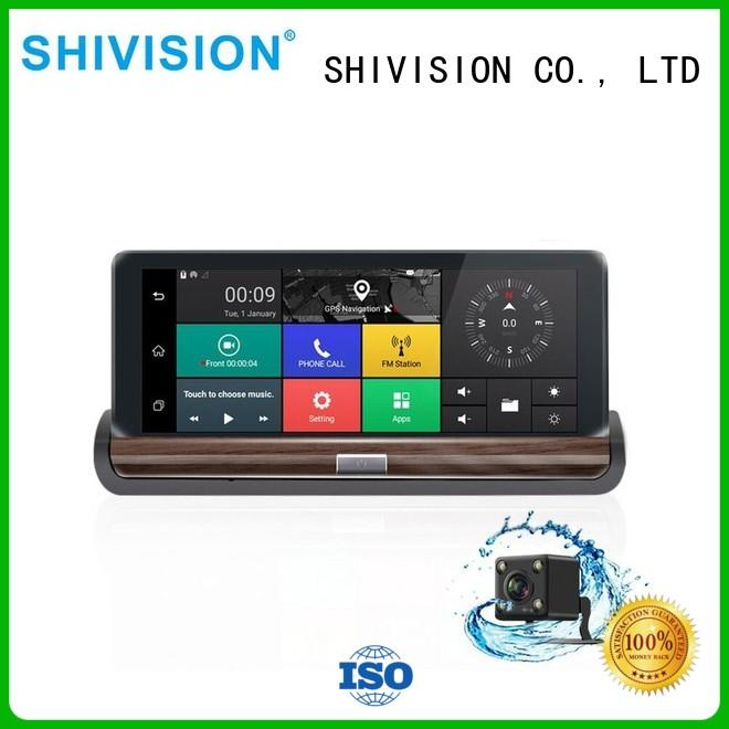 Shivision quality vehicle backup monitor with certification for car