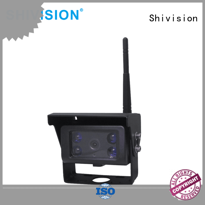 Shivision new-arrival digital wireless camera kit widely use for fire truck
