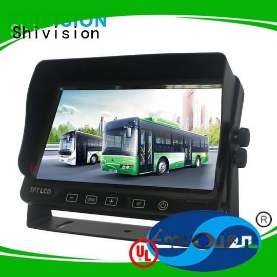 quality vehicle rear view monitor shivisionm01765 China manufacturer for bus