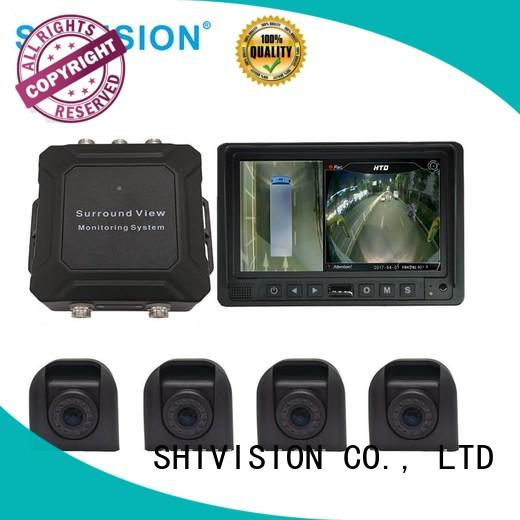 360 camera system shivisions0439hd for bus Shivision