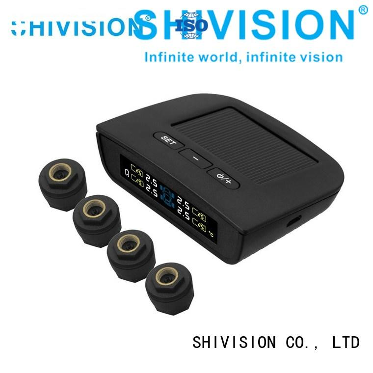 TPMS alarm detector tpms The Newest Upgraded tire pressure monitor system detection Shivision Brand