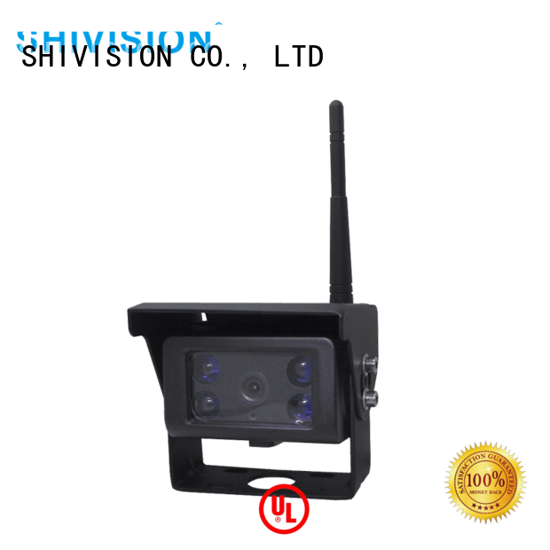 digital The Newest Upgraded Surveillance System 2.4G wireless digital camera Shivision manufacture