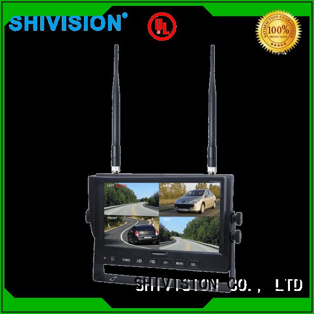 Hot camera and monitor system digital Shivision Brand