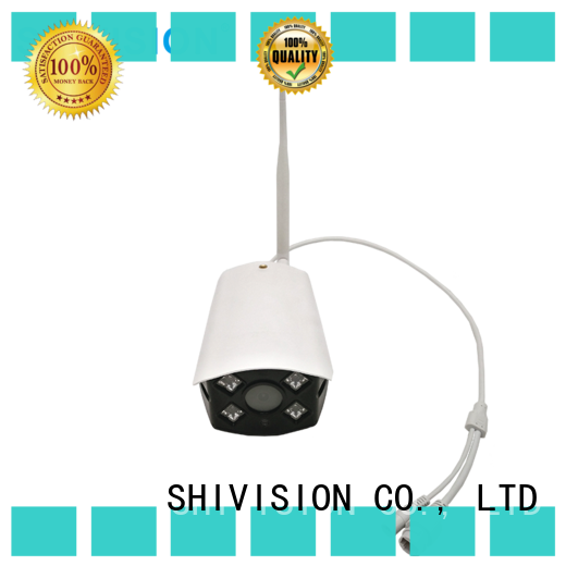 exquisite ip based security camera system shivisionc17034g factory price for trunk