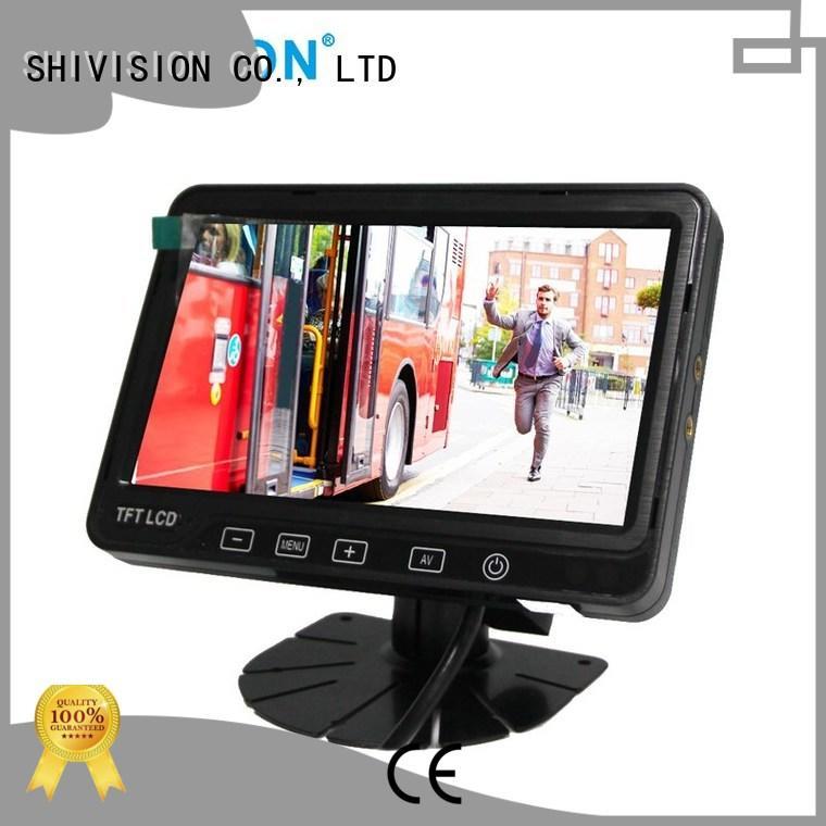 Wholesale car vehicle reverse camera monitor waterproof Shivision Brand
