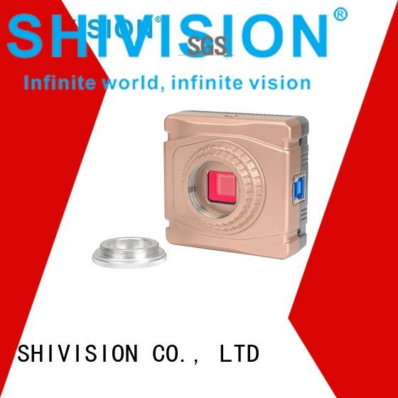 Shivision industry-leading industrial cameras widely use for van