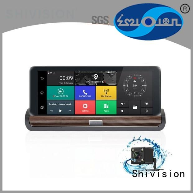 Shivision roof vehicle backup monitor order now for trunk