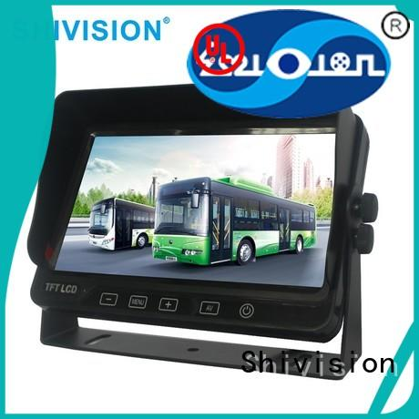 Shivision first-rate back up camera and monitor with certification for car