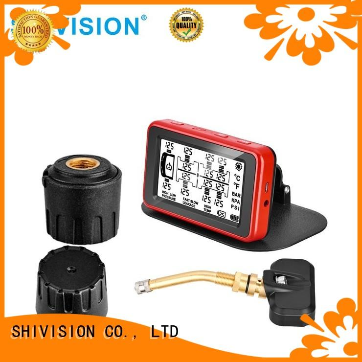 Shivision heavy tire air sensor with cheap price for fire truck