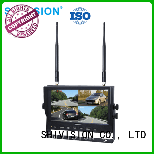 wholesale wireless outdoor security cameras with monitor monitor24g free quote for van