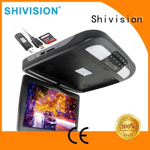 new arrival best rear view mirror monitor shivisionm077910 with certification for car