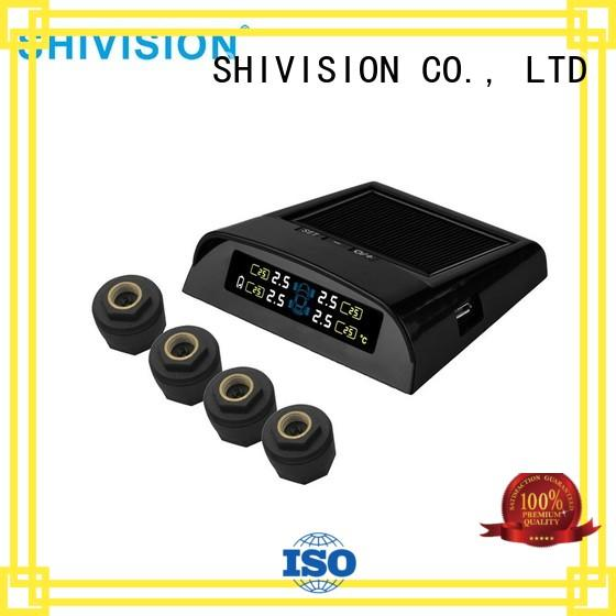 system detection TPMS alarm detector Shivision Brand vehicle tire sensor system factory