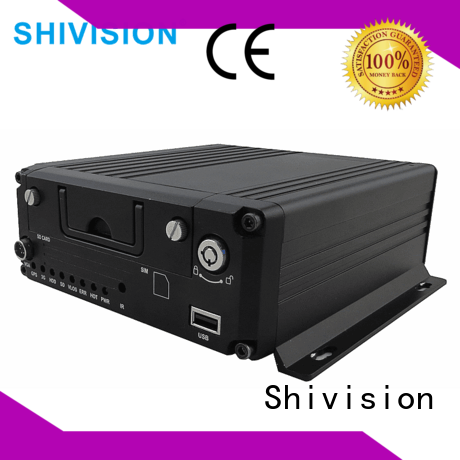 Shivision industry-leading car dash cam dvr widely use for trunk
