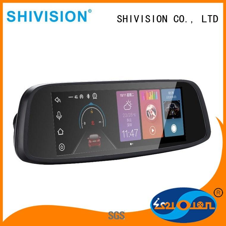 car waterproof The Newest Upgraded rear view monitor system Shivision Brand company