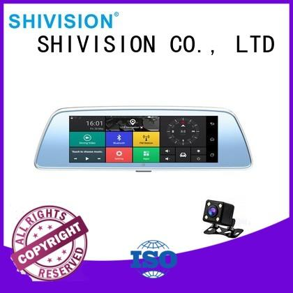 Shivision gradely rear view monitor with cheap price for van