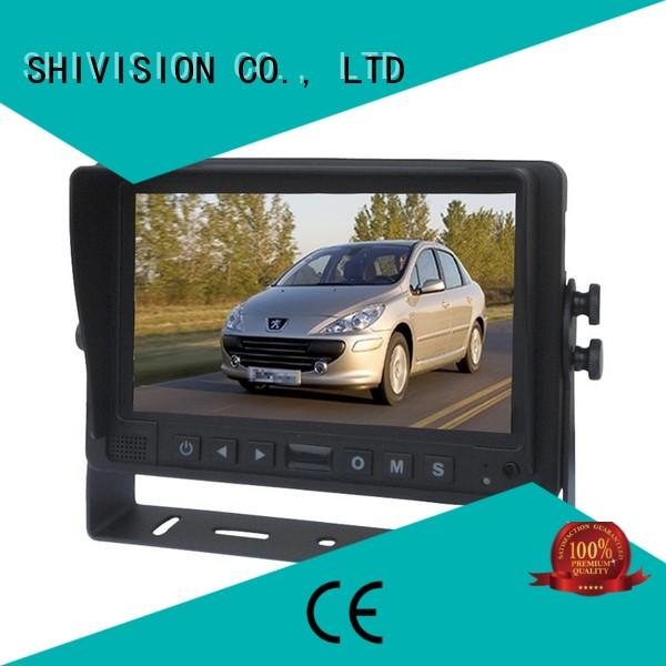 Wholesale dvr vehicle reverse camera monitor hd Shivision Brand