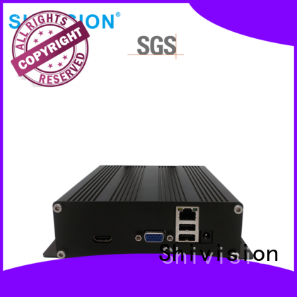 Shivision excellent vehicle mobile dvr widely use for trunk
