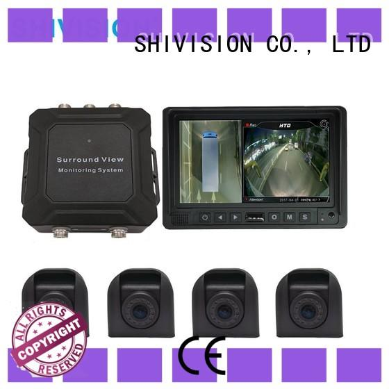 Shivision superb vehicle security camera system 360 for-sale for trunk