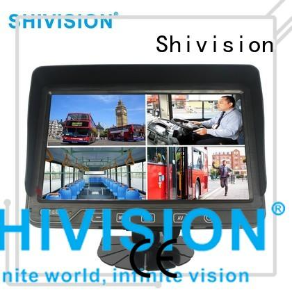 inexpensive rear view monitor shivisionm0174m0174am0174b35 order now for bus