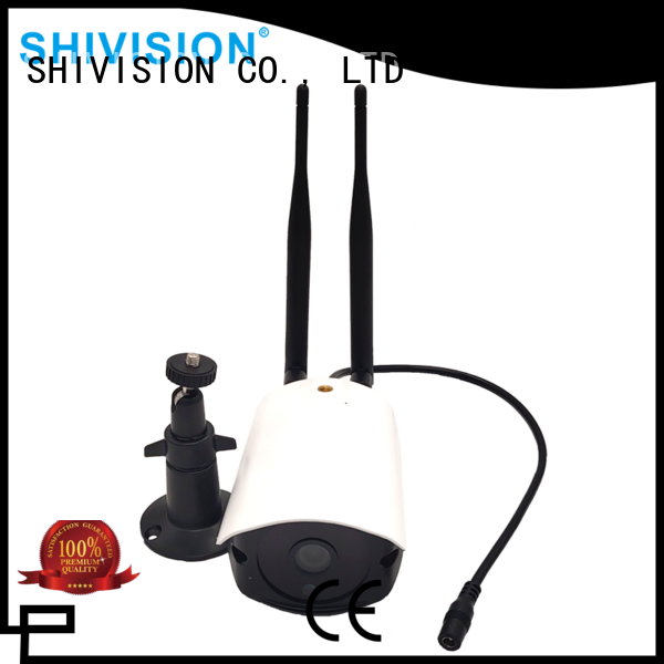 The Newest Upgraded factory professional wireless ip home security cameras Shivision Brand