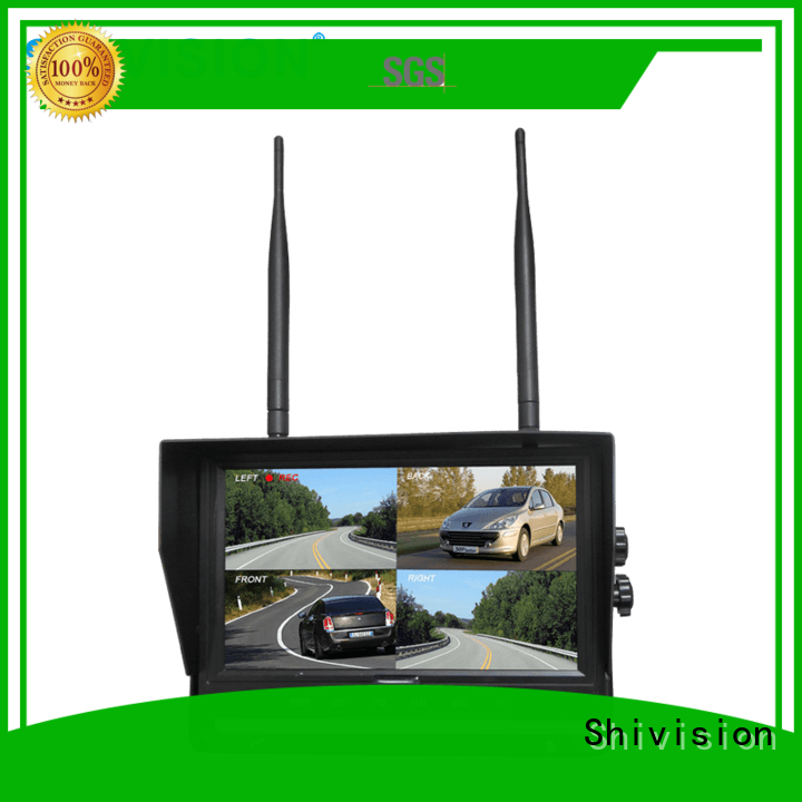 Shivision shivisionm02084ch7 wireless cctv camera with monitor order now for tractor