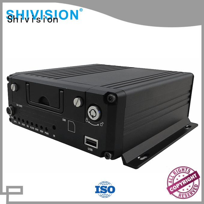 Shivision funny android car dvr from China for trunk