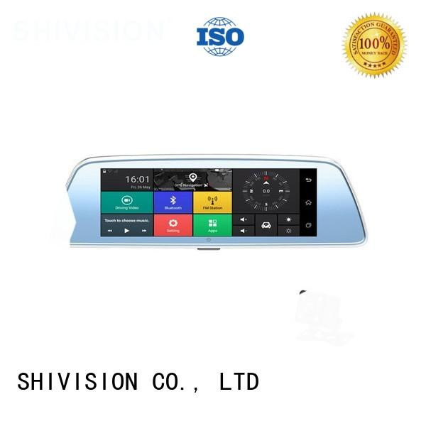 Shivision gradely monitor rear view mirror with cheap price for van