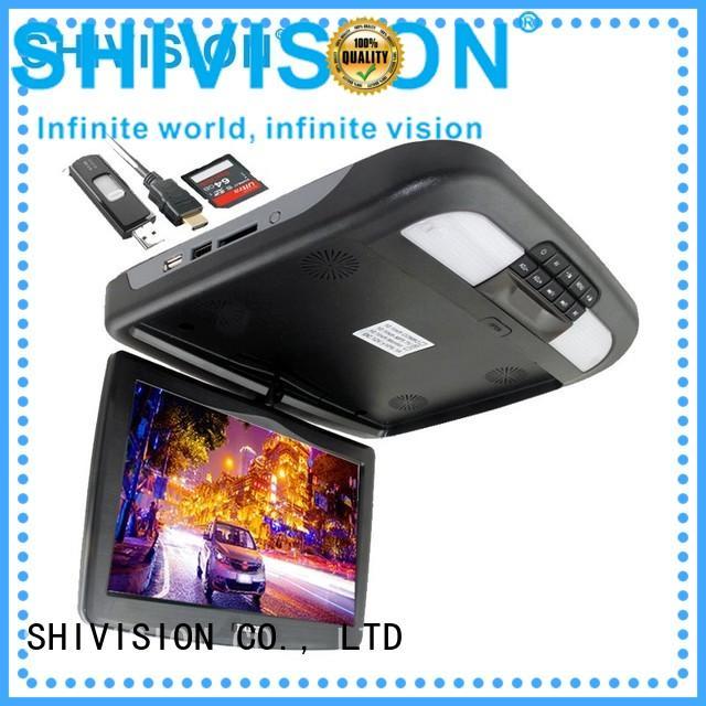 Hot monitors rear view monitor system backup waterproof Shivision Brand