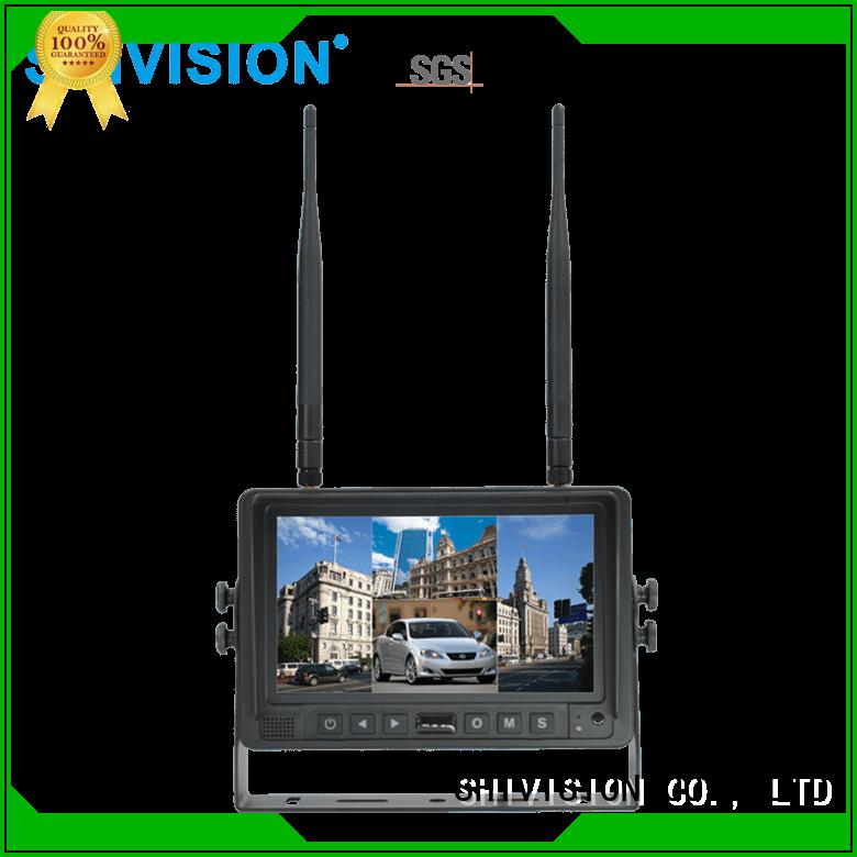 car monitor monitor wireless security camera monitor Shivision